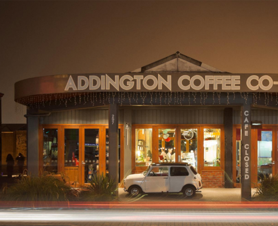 ADDINGTON COFFEE CO OP